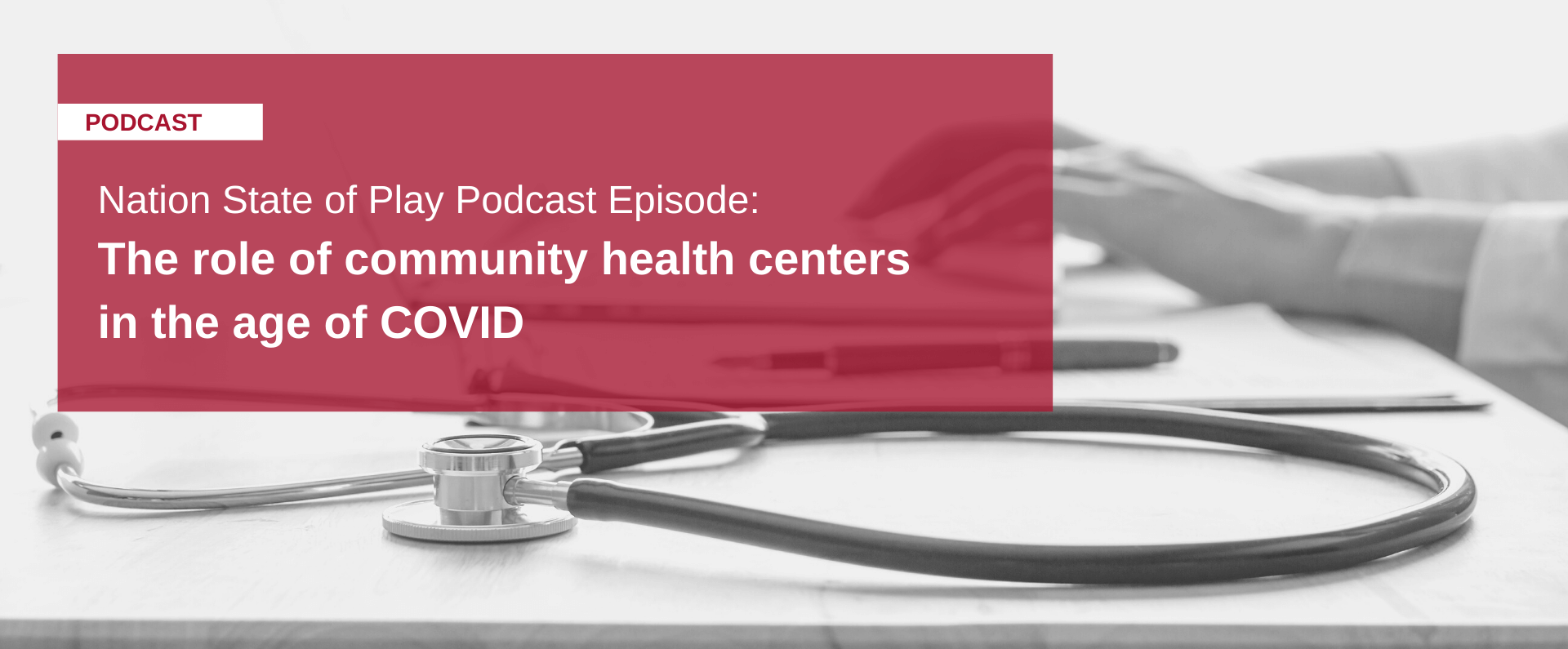 the role of community health centers in the age of COVID